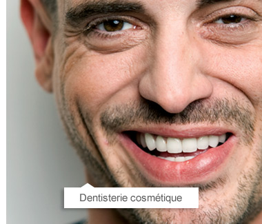 Dentisterie cosmetique